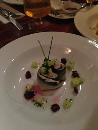Mark Addy: herring