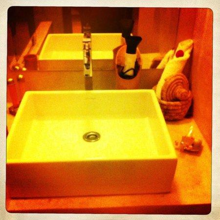 Riad Badi: salle de bain