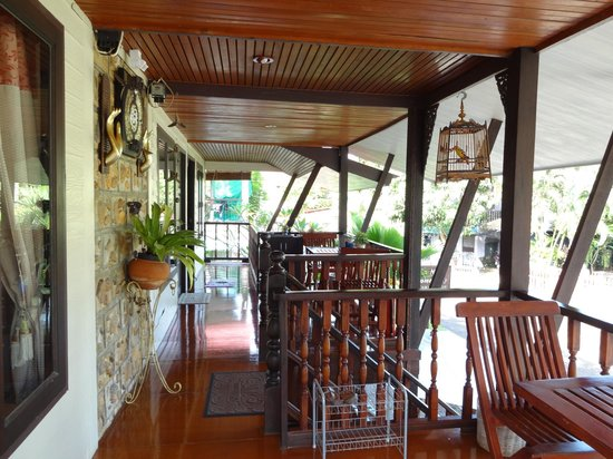 Ao Nang Home Stay: вид 2 этажа