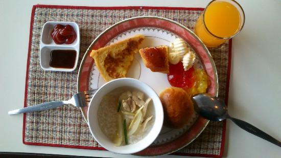 Caesar Palace Hotel: Food - buffet breakfast