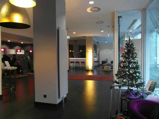 Leonardo Hotel Berlin: Lobby