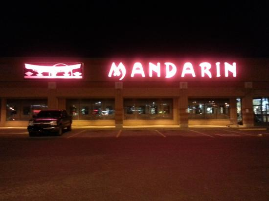 Mandarin at night picture of mandarin restaurant for 8 cuisine london ontario