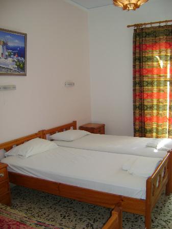 Babis Hotel: camera
