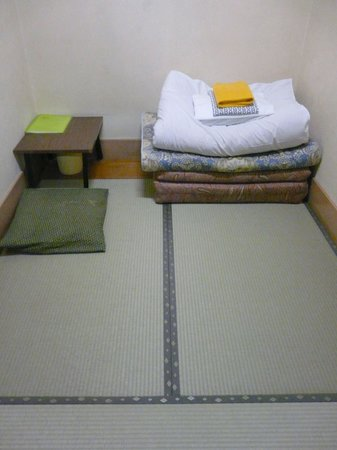 Juyoh Hotel: my room - quiet and comfy