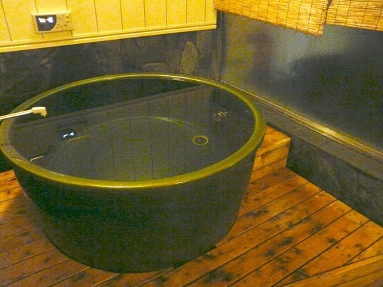 Juyoh Hotel: wonderful way to end each day - private bath for rental