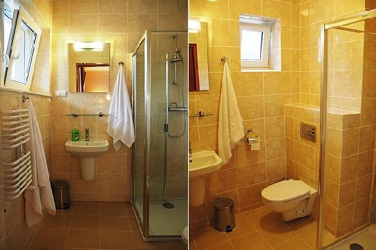 Pensjonat Wilenski: łazienka