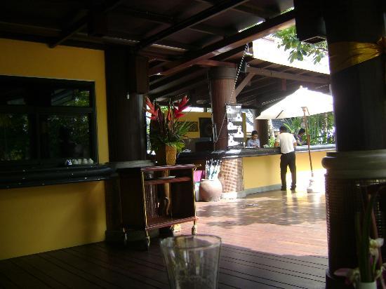 Novotel Samui Resort Chaweng Beach Kandaburi: ristorante
