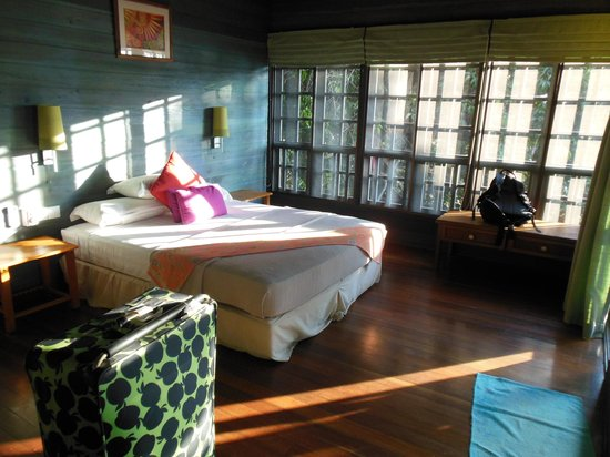 Permai Rainforest Resort: Interior Tree House No.3