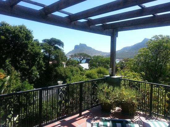 The Hout Bay Hideaway: That view again
