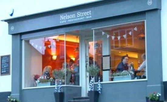 Nelson Street Cafe Restaurant Bar Buckingham