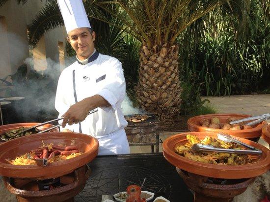 Club Med Marrakech le Riad: Grand chef