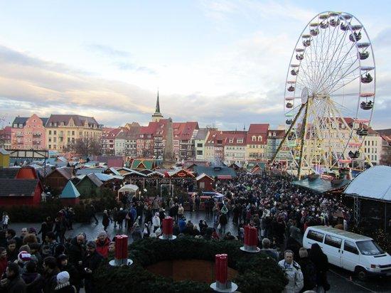 Villa am Park: Weihnachtsmarkt 2012