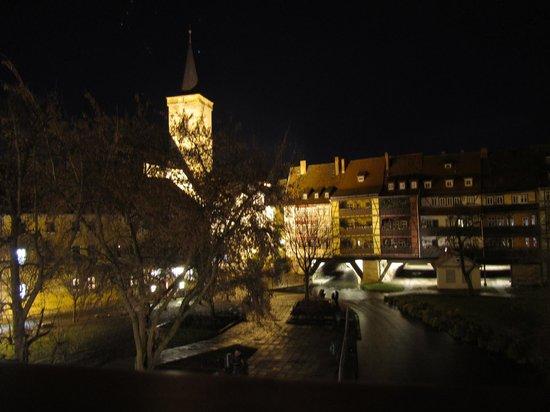 Villa am Park: Krämerbrücke u. Ägidienkirche