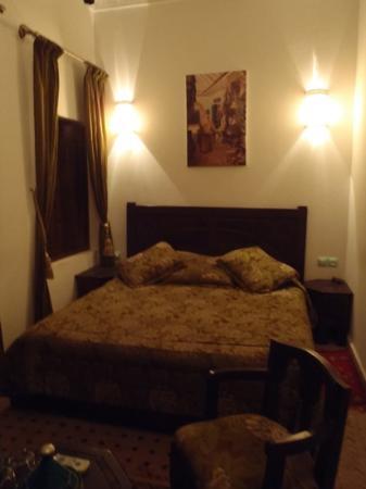 Riad Nasreen: room