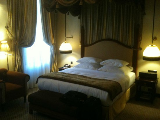 Hotel Des Indes, a Luxury Collection Hotel : Cosy room