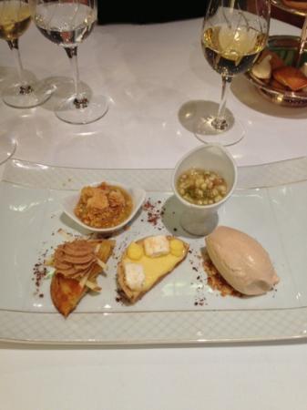 Le Bistro de Paris : l'assiette découverte