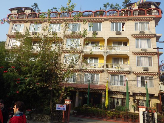 Hotel Tibet: Hôtel Tibet