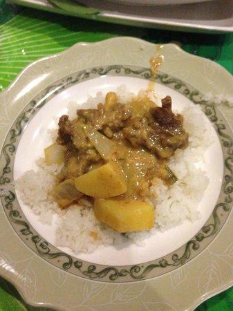 Thai Flavours: Main Curry Dish