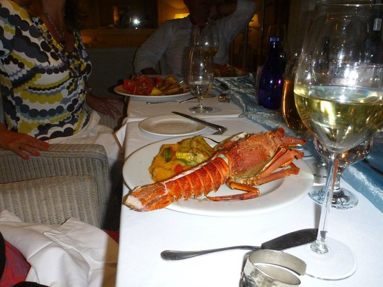 "The Last Word Long Beach: All we said was ""What are the chances of crayfish for dinner!"""