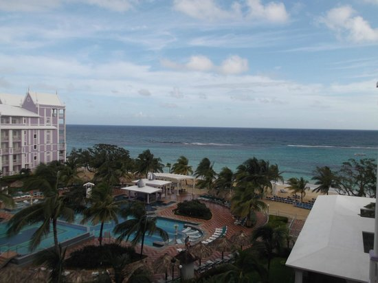 ClubHotel Riu Ocho Rios: View from room 1418
