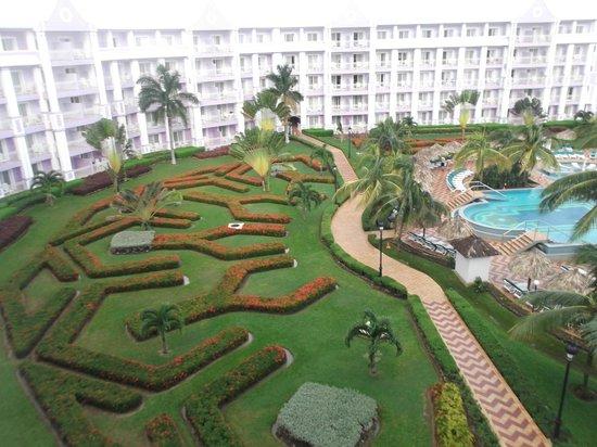 ClubHotel Riu Ocho Rios: Room 1418 view
