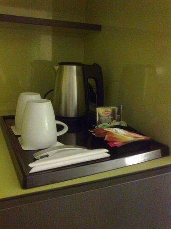 Radisson Blu Hotel Uppsala: Tea... yum yum.