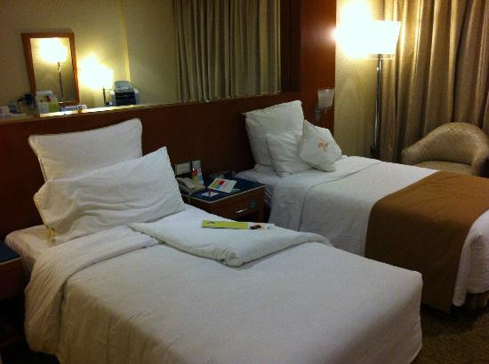 Four Points by Sheraton Kuwait: the room