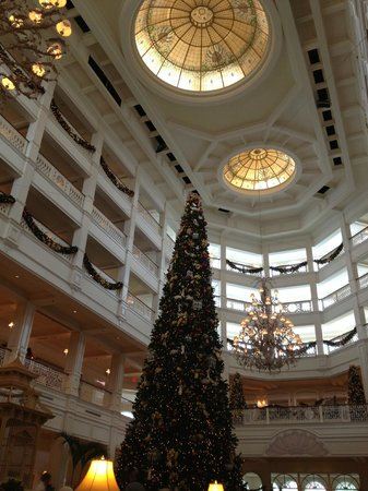 Disney's Grand Floridian Resort & Spa: Prédio principal 
