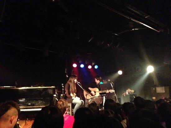 MLA show at Mao Livehouse