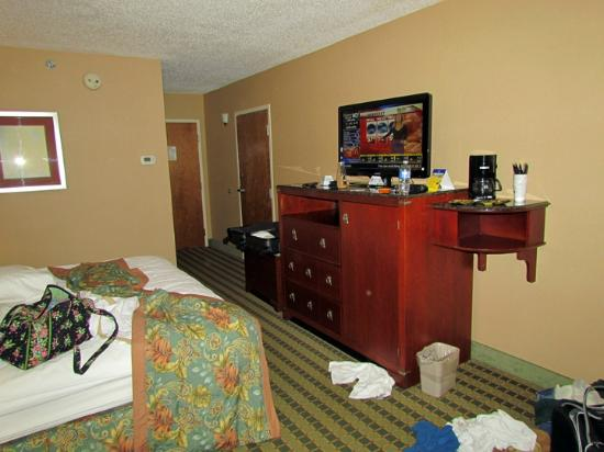 BEST WESTERN PLUS Inn at Valley View: Room Overview 2