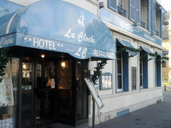 Hotel de La Cloche : Vue extérieure