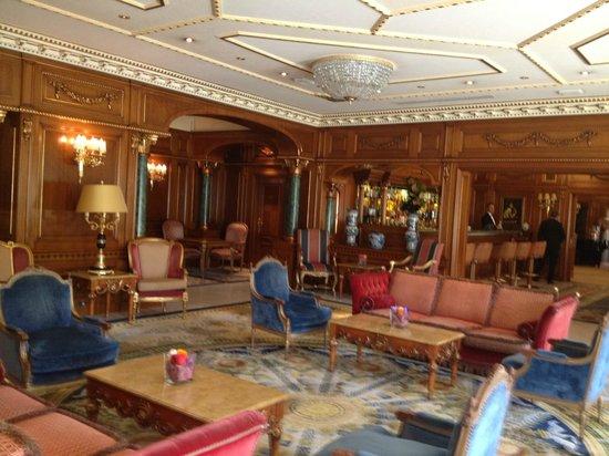 Parco dei Principi Grand Hotel & SPA: Lobby