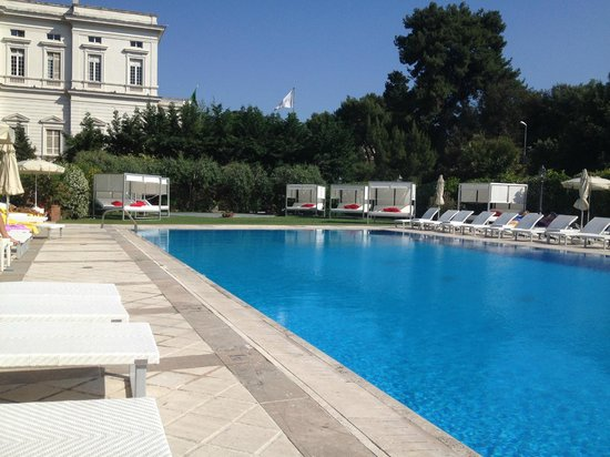 Parco dei Principi Grand Hotel & SPA: Pool