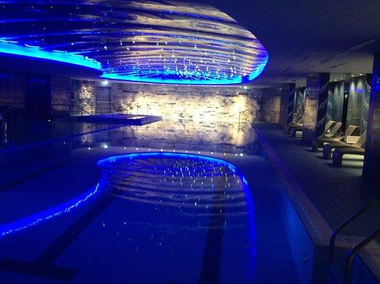 Parco dei Principi Grand Hotel & SPA: Spa