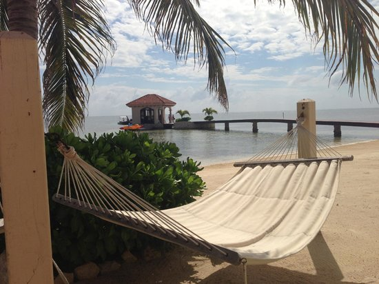 "Coco Beach Resort: ""my hammock"""
