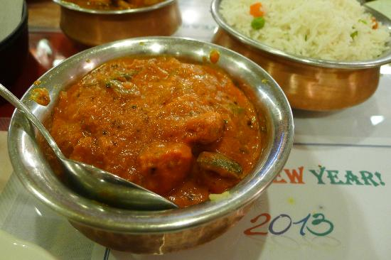 Flavor Of India: Chicken Tikka Masala