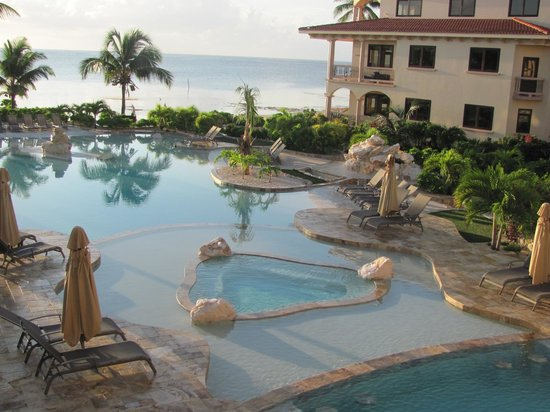 Coco Beach Resort: view from the condo