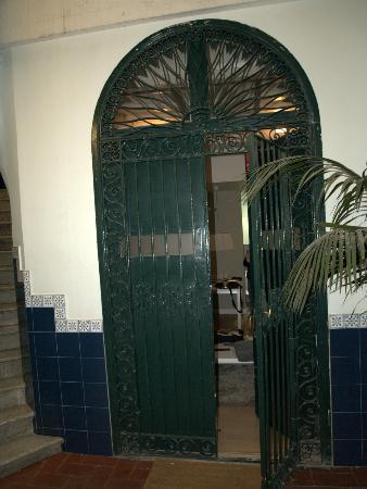 Cathedral II Apartment: Front door