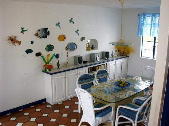 Villa Marie Guesthouse: Additional Dining-room