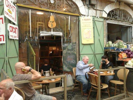 Ha'Agas 1: the terrace