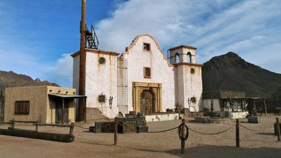 Old Tucson: Famous movie set scene