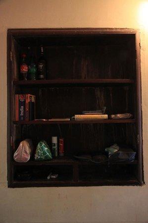 Kannur Beach House Nice Bookshelf In The Room O