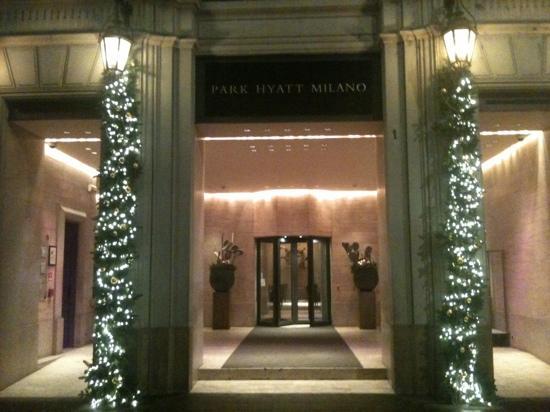 بارك حياة ميلانو: Park Hyatt