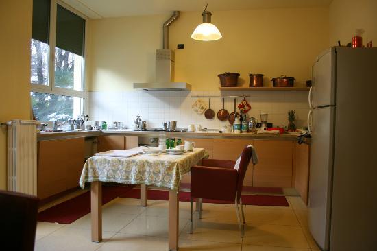 Villa Xenia: cucina