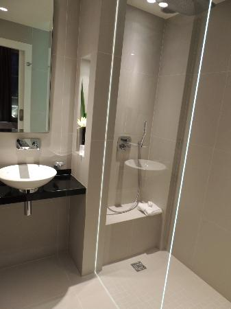 Select Hotel: bagno