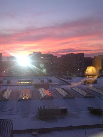 The Ritz-Carlton, Tysons Corner: Sunset