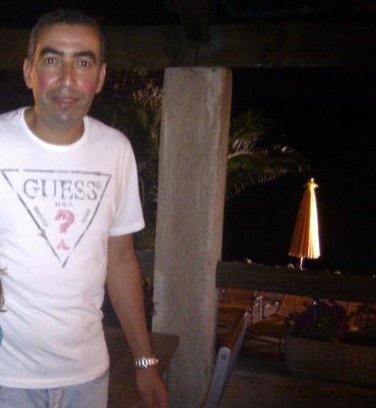 Bungalows du Maquis: Aziz ; l'unica persona simpatica dell' Hotel