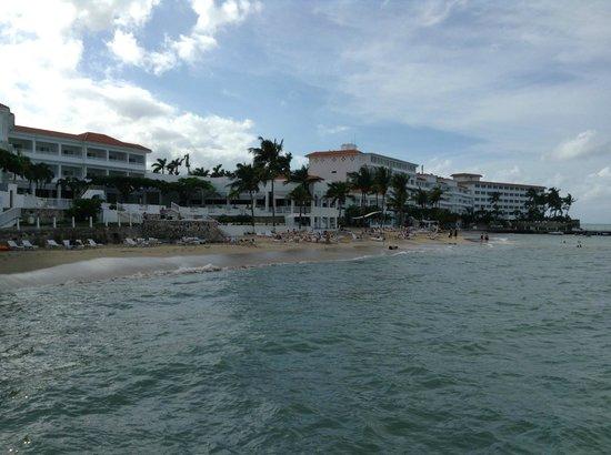 โรงแรมคัปเปิ้ลส์ทาวเว่อร์อิสเซล: A view of the resort