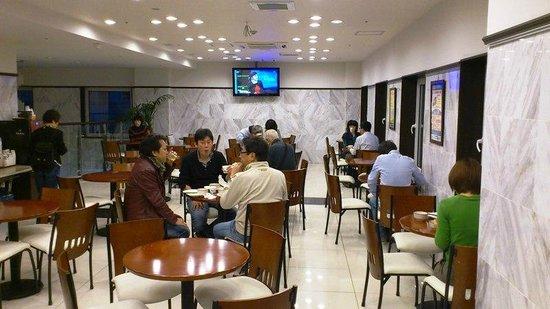 Toyoko Inn Busan Seomyeon: 食堂(2階)