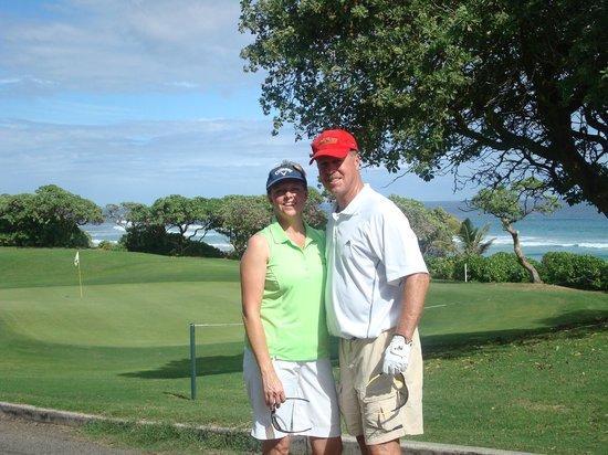 Wailua Golf Course: Golfing Wailua's public course